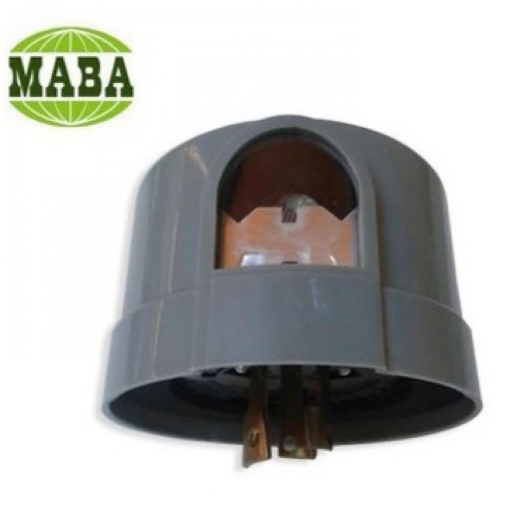 حساس ضوء مع خلية كهروضوئية