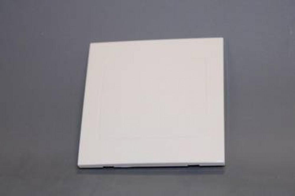 غطاء   فيش تسكيرة مفرد  7X7  أبيض
