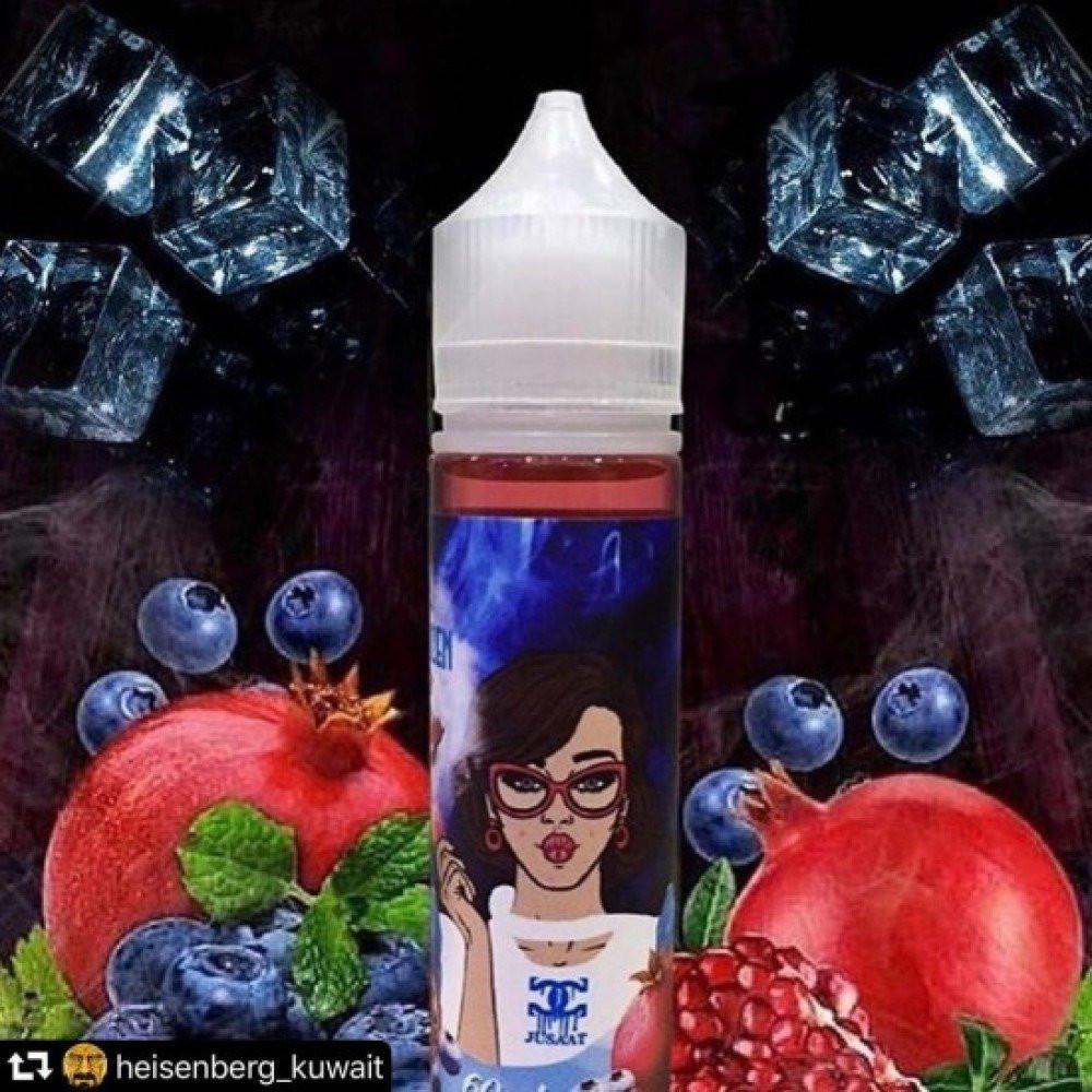 نكهة بومب بيري ايس Pom Berry FROZEN