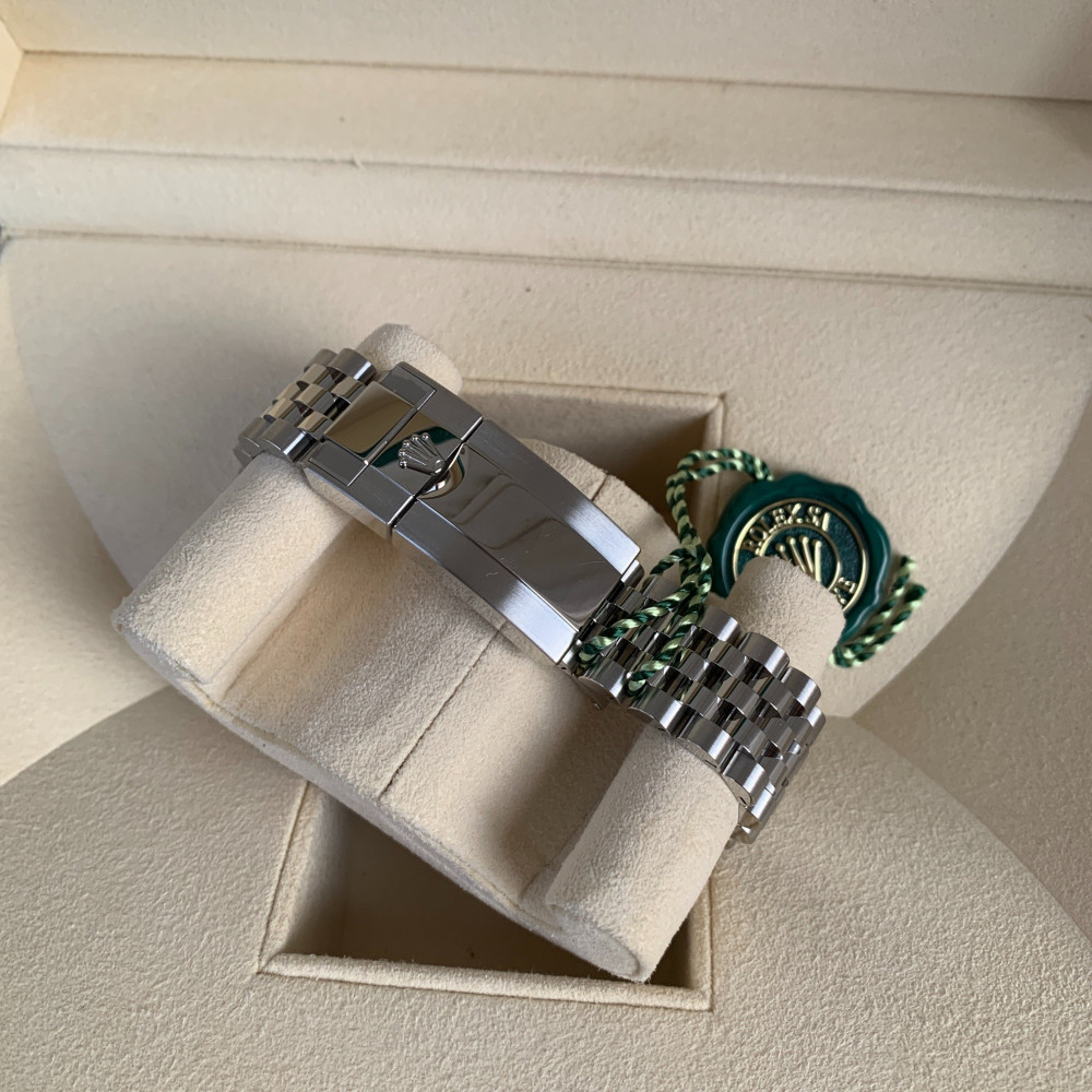 ساعة رولكس جي ام تي ماستر 2 الأصلية الفاخرة 126710BLNR