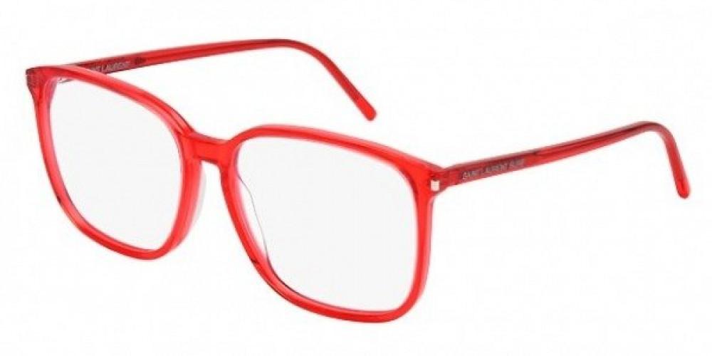 نظارة طبية كبيرة