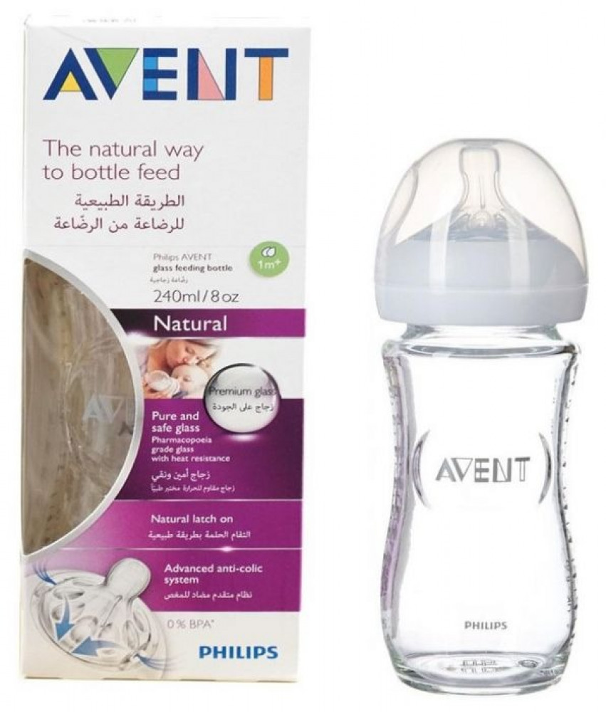 افضل انواع زجاجات الرضاعة