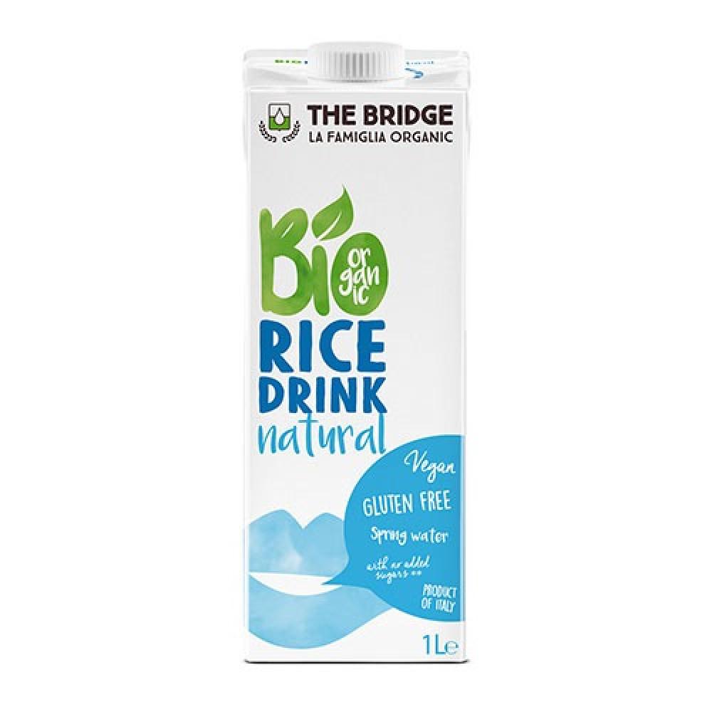 شراب الأرز عضوي 1 لتر
