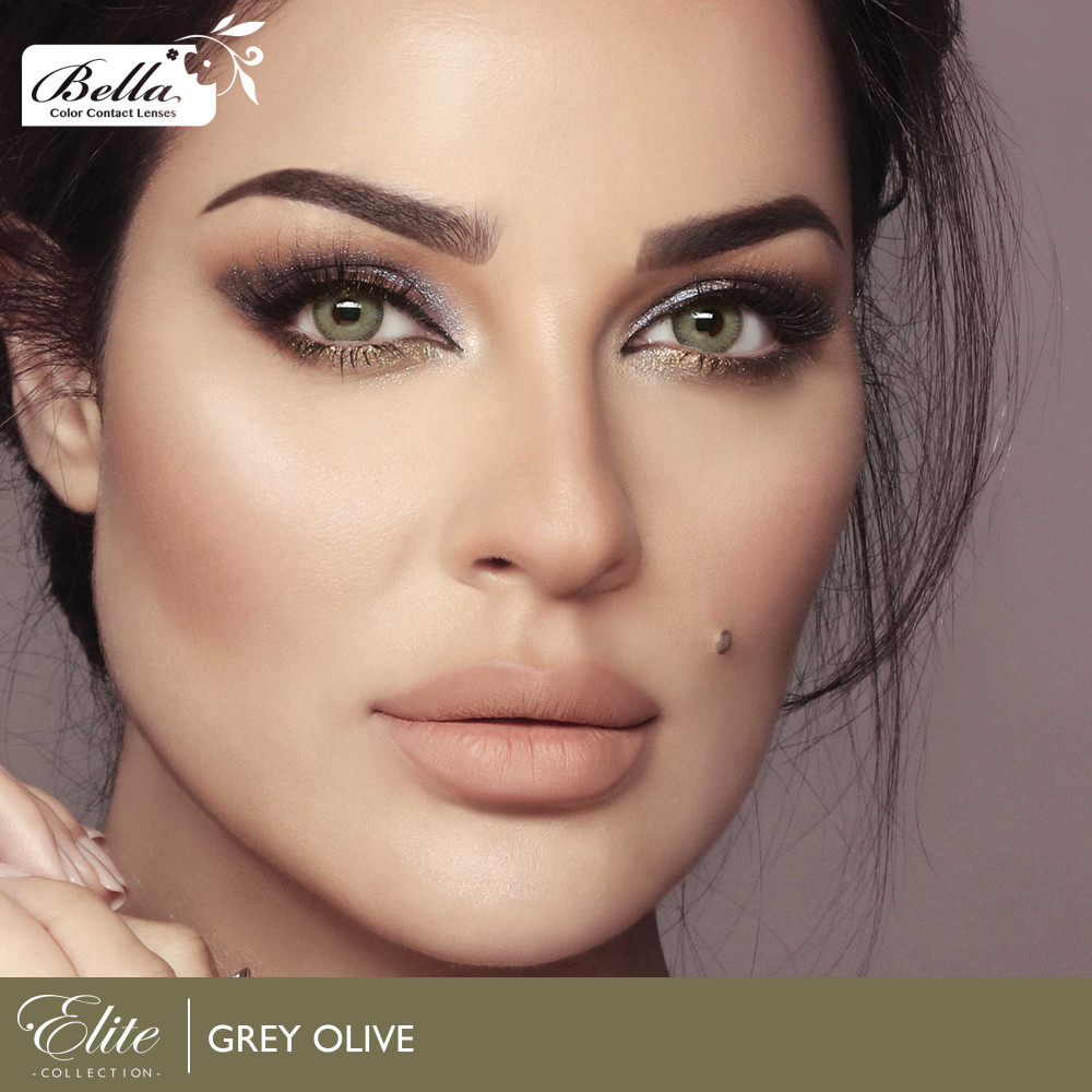Bella Elite Gray Olive