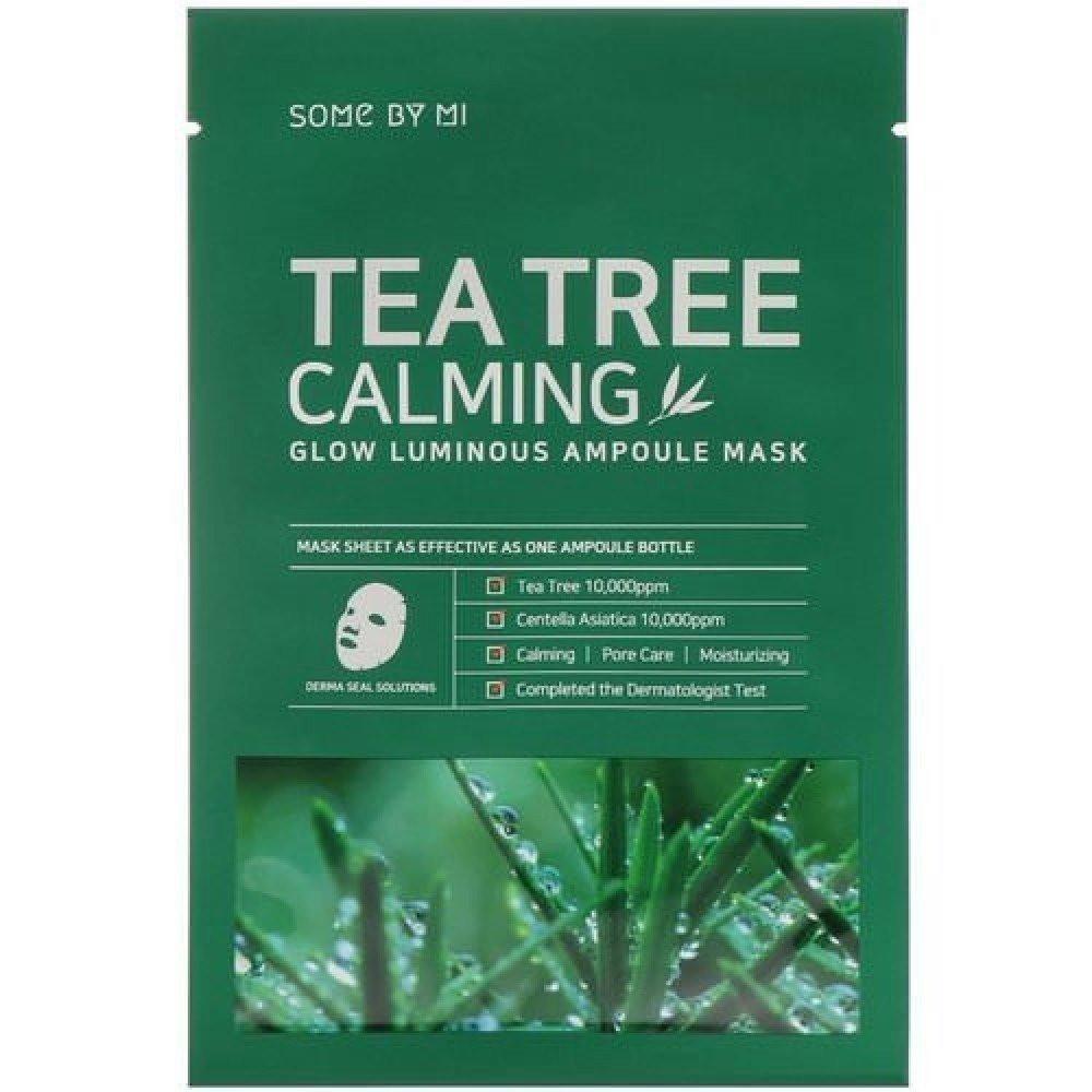 ماسك أمبولة شجرة الشاي لتعزيز إشراقة البشرة من سوم باي مي