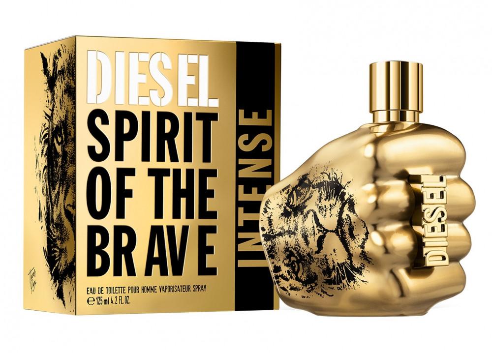 Diesel Spirit Of The Brave Intense Parfum 125ml متجر الخبير شوب