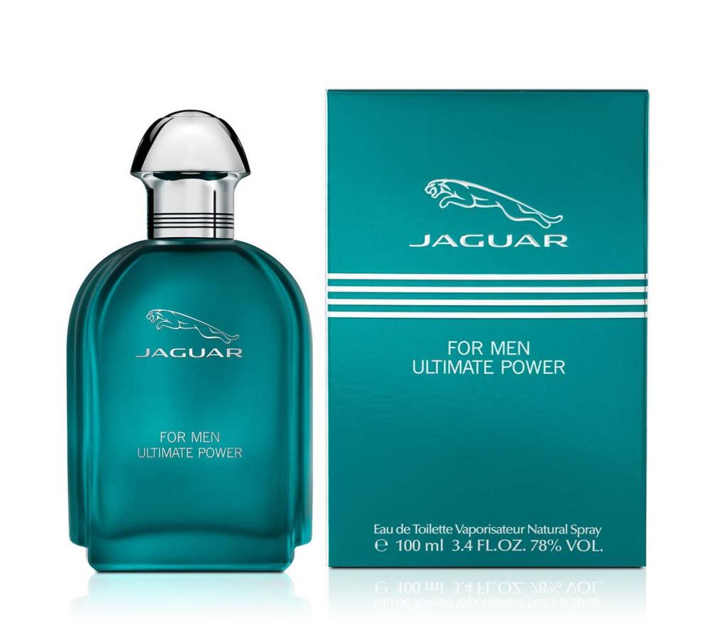 Jaguar Ultimate Power for Men Eau de Toilette 100ml متجر الخبير شوب