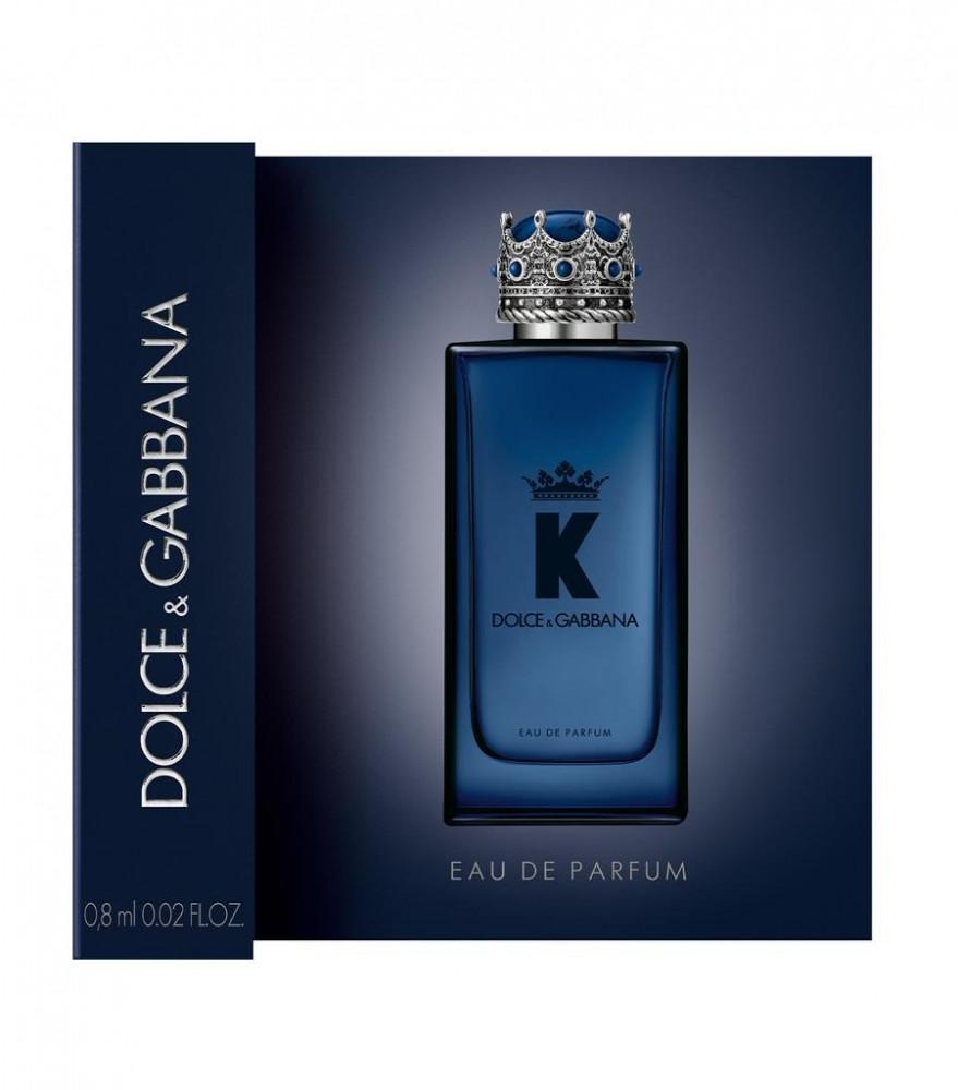 Dolce Gabbana K Eau de Parfum 0-8ml متجر الخبير شوب