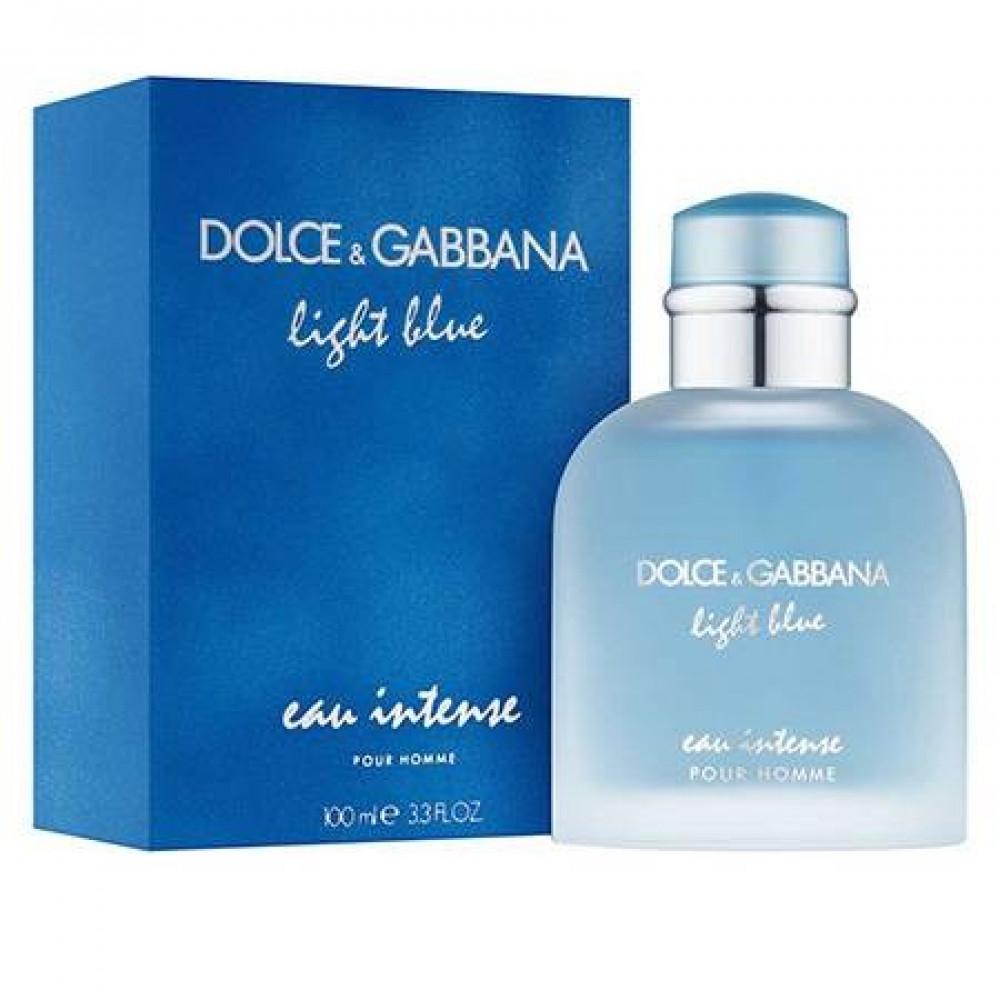 Dolce Gabbana Light Blue Eau Intense Eau de Parfum متجر الخبير شوب