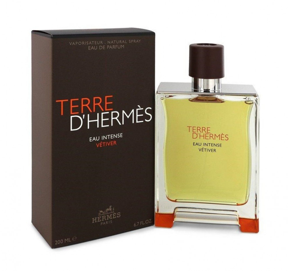 Hermes Terre Dhermes Eau Intense Vetiver Eau de Parfum 200ml متجر الخب