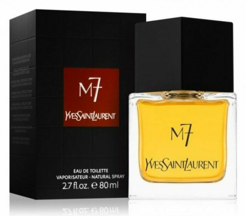 Yves Saint Laurent M7 Oud Absolu Eau de Toilette 80ml متجر الخبير شوب