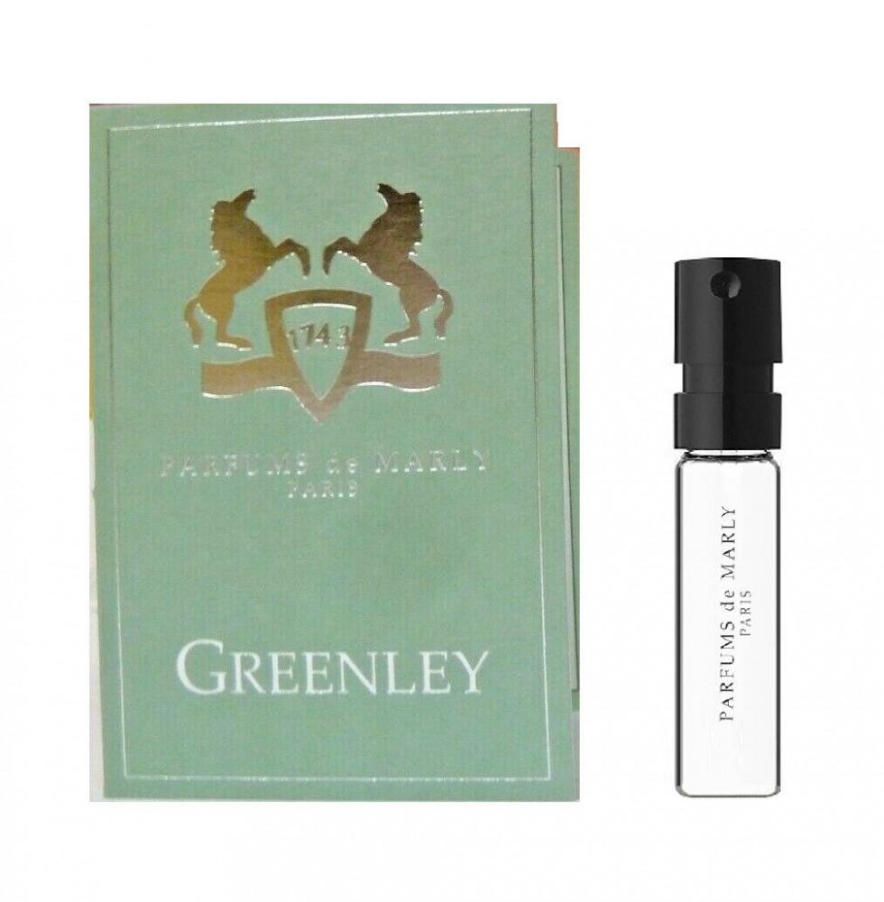 Parfums de Marly Greenley Eau de Parfum Sample 1 5ml متجر الخبير شوب