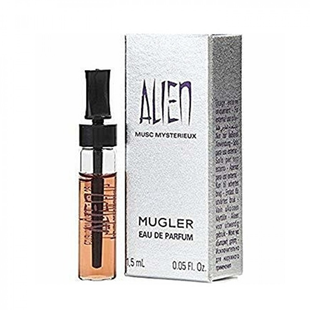 Mugler Alien Musc Mysterieux Parfum Sample1-5ml متجر الخبير شوب