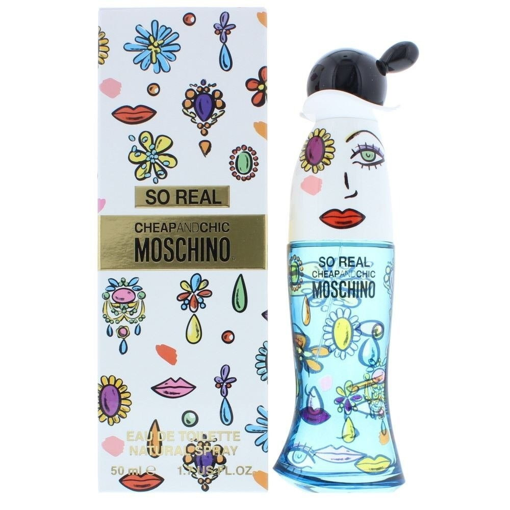 Moschino Cheap and Chic So Real Eau de Toilette 50ml متجر الخبير شوب