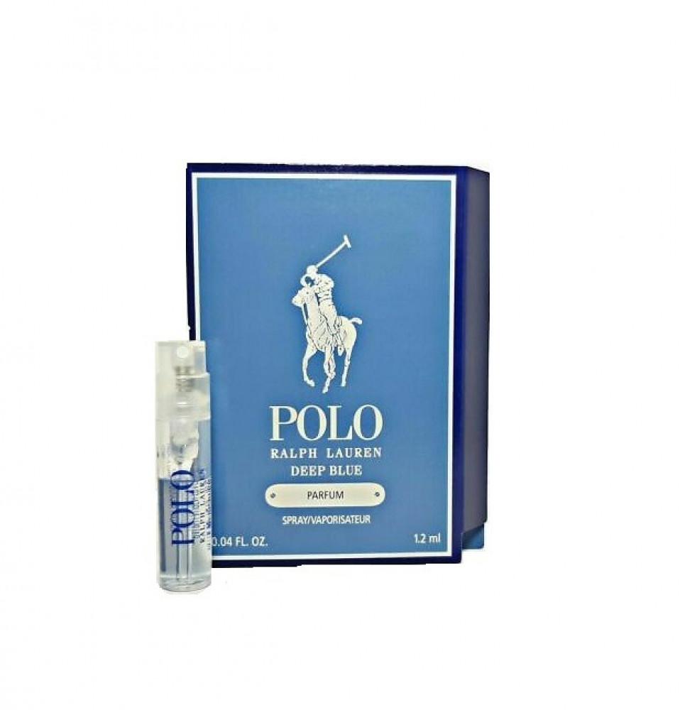 Ralph Lauren Polo Deep Blue Parfum Sample متجر الخبير شوب