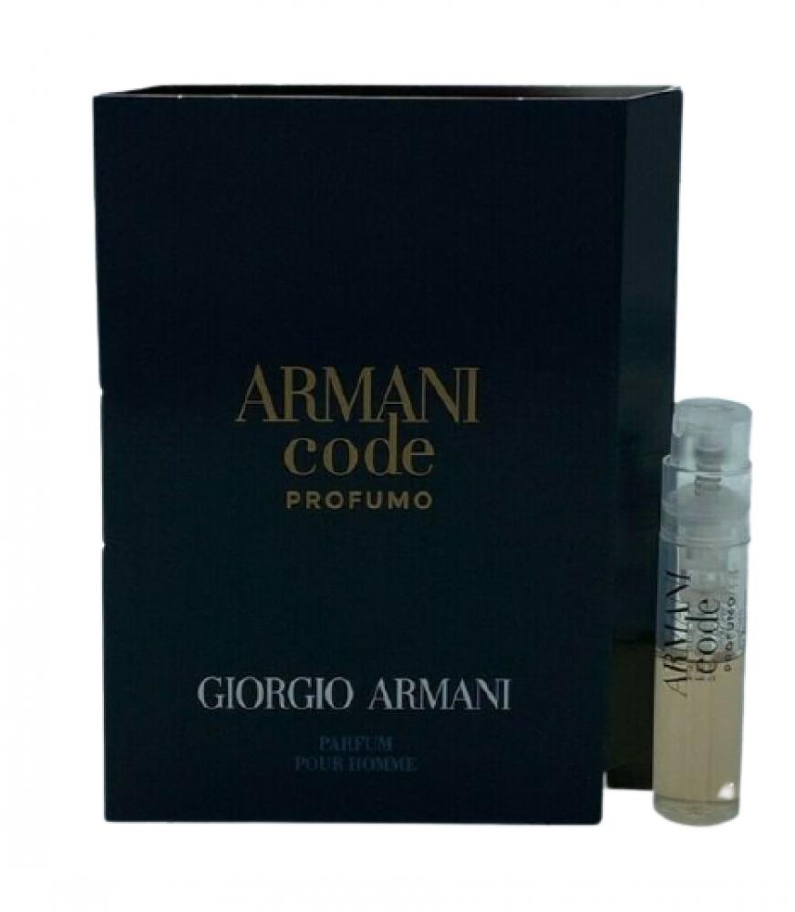 Armani Code Profumo Eau de Parfum Sample 1-2ml متجر الخبير شوب