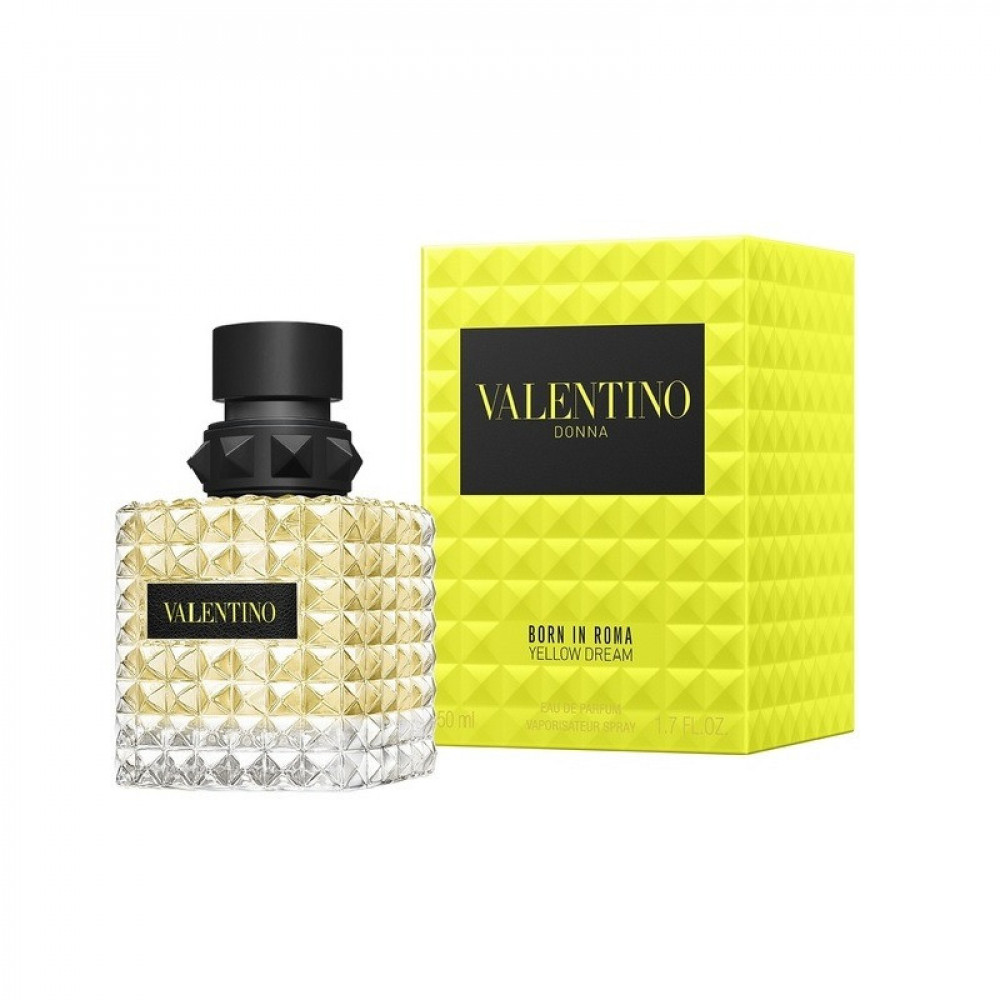 Valentino Donna Born In Roma Yellow Dream 50ml متجر الخبير شوب