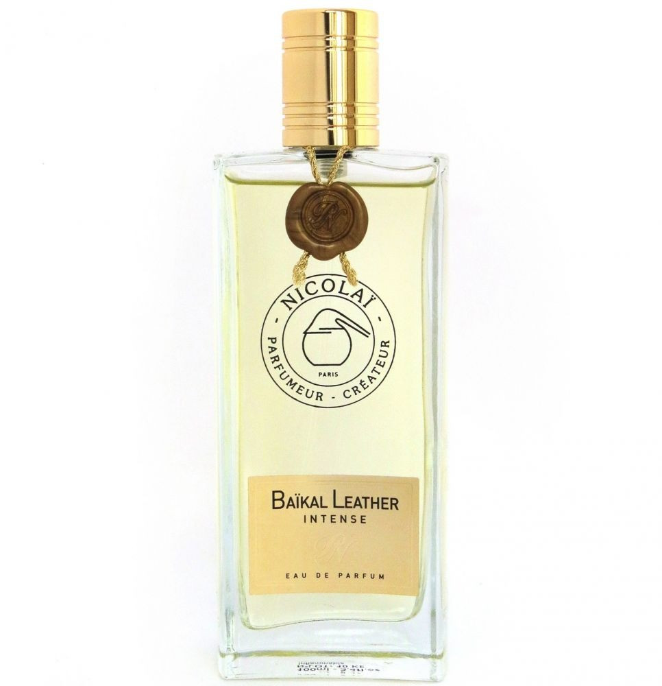 Tester Nicolai Baikal Leather Intense Parfum 100ml متجر الخبير شوب