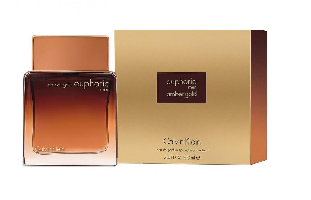 Calvin Klein Euphoria Amber Gold for Men Eau de Parfum 100ml متجر الخب
