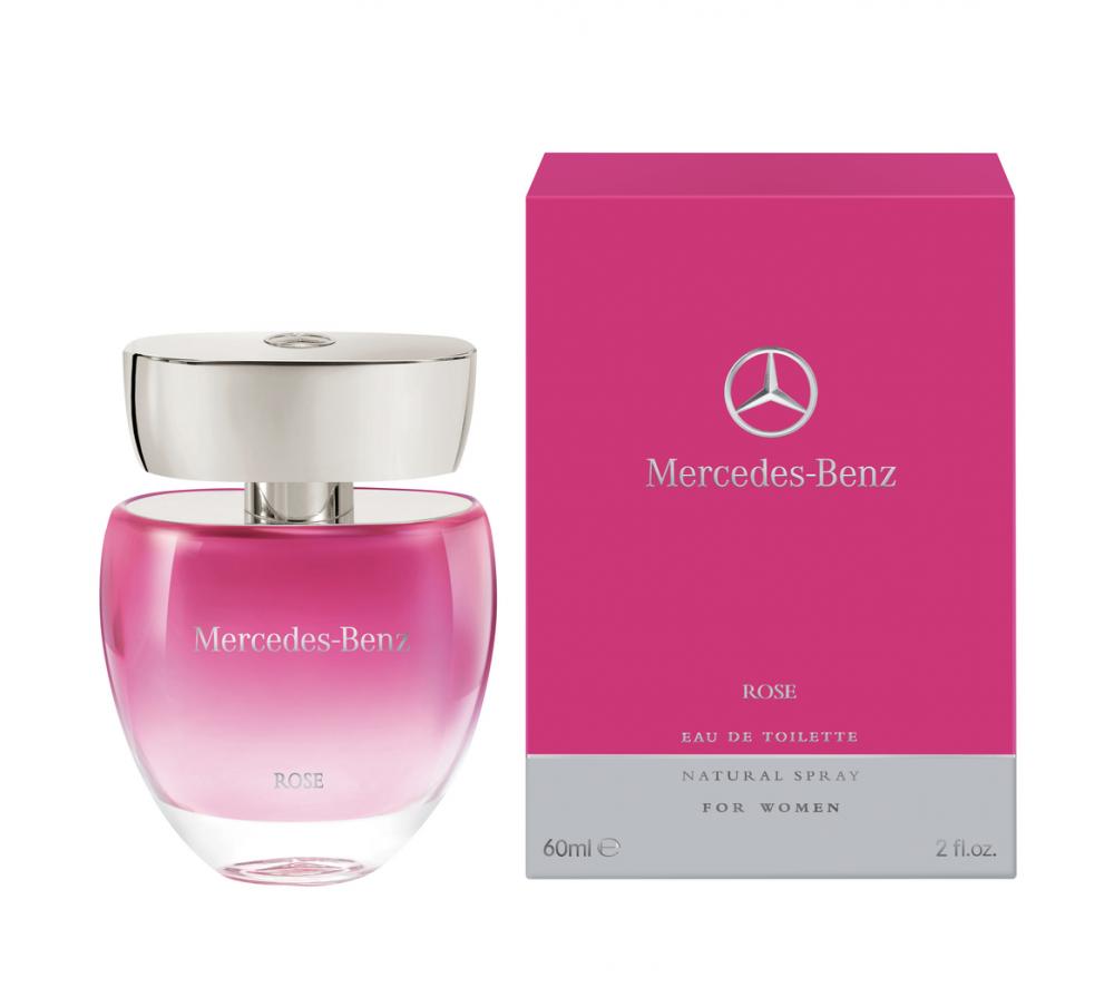 Mercedes Benz Rose for Women Eau de Toilette 60ml متجر الخبير شوب