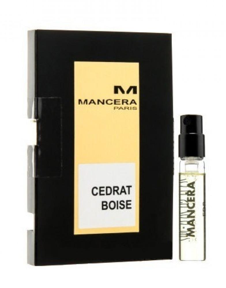 Mancera Cedrat Boise Eau de Parfum Sample 2ml متجر الخبير شوب