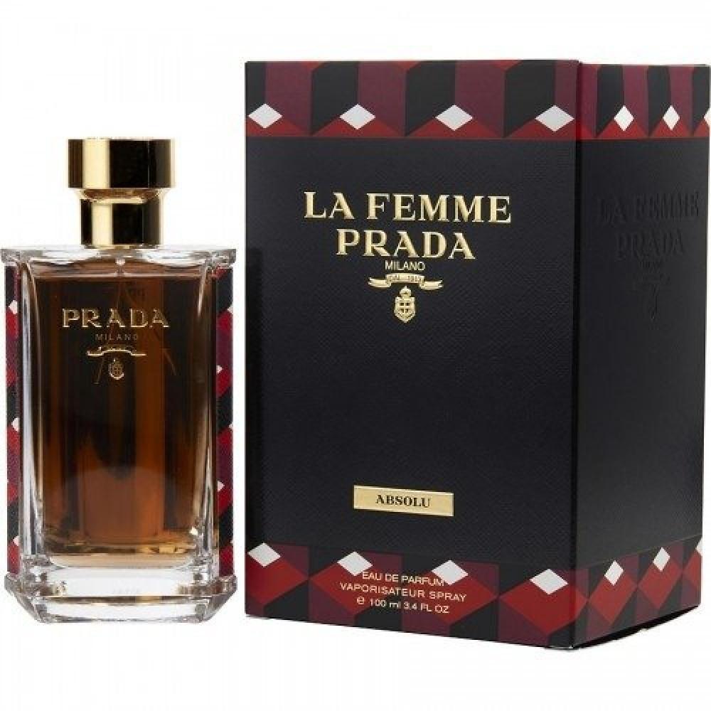 Prada La Femme Absolu Eau de Parfum 100ml متجر الخبير شوب