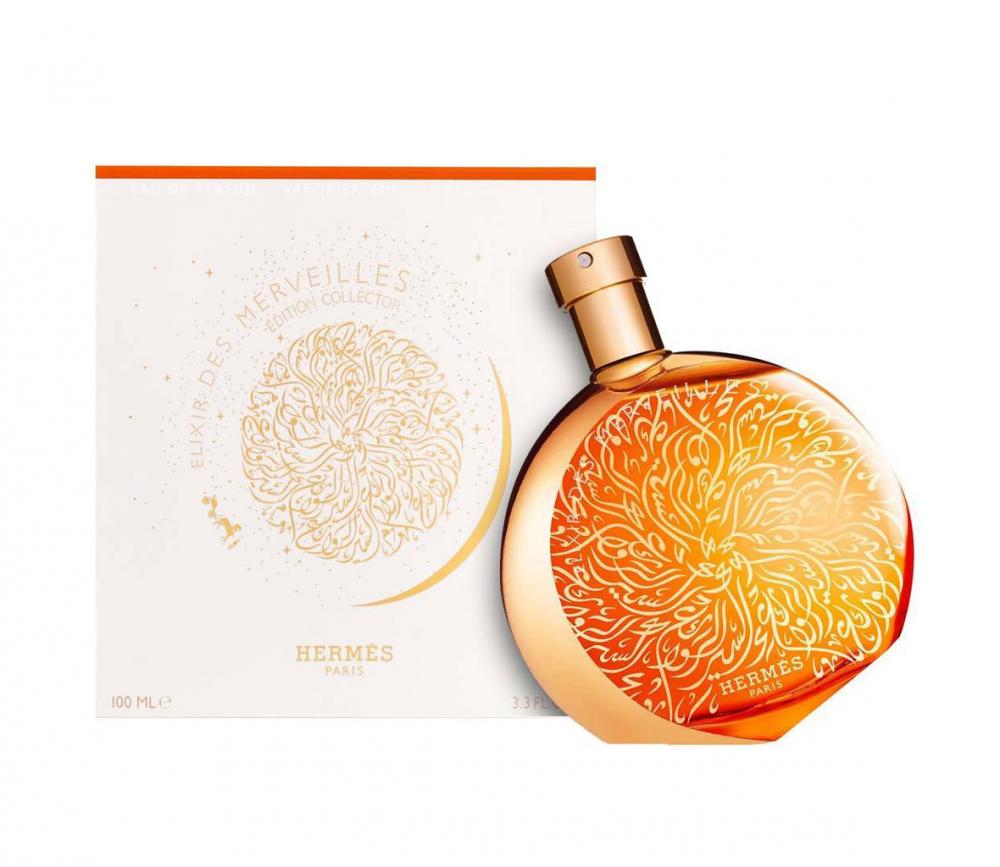 Hermes Elixir Des Merveilles Edition Collector Eau de Parfum 100ml متج