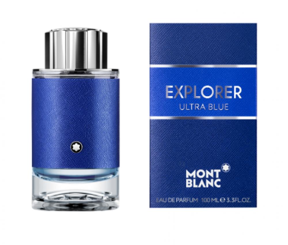 Mont Blanc Explorer Ultra Blue Parfum Sample 2ml متجر الخبير شوب
