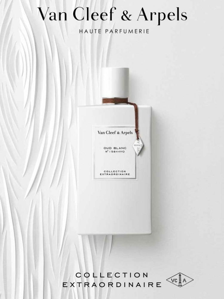 Van Cleef Arpels Extraordinaire Oud Blanc Parfum متجر الخبير شوب