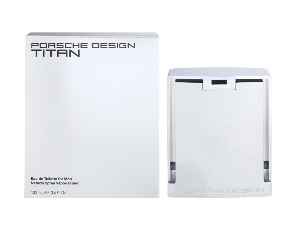 Porsche Design Titan for Men Eau de Toilette Sample متجر الخبير شوب