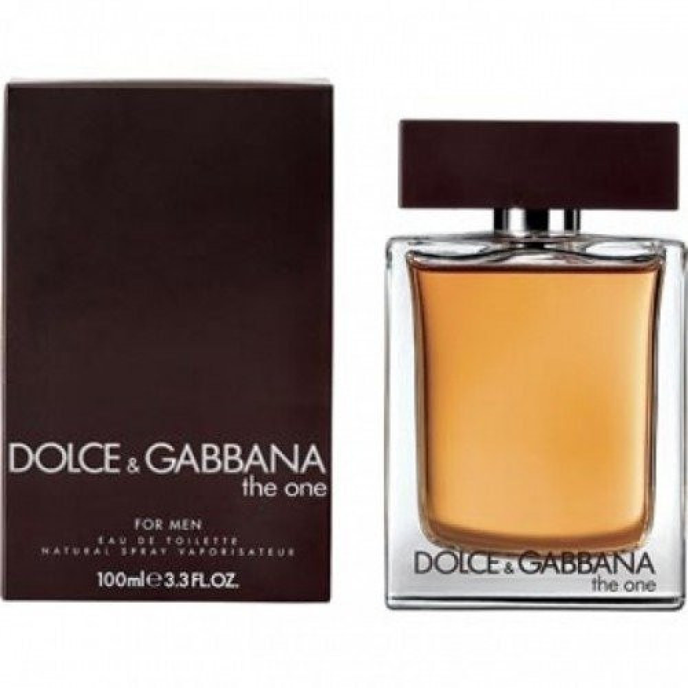 Dolce Gabbana The One for Men  Toilette Sample متجر الخبير شوب