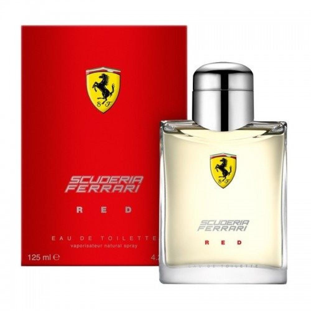 Ferrari Red Eau de Toilette Sample1-2ml متجر الخبير شوب