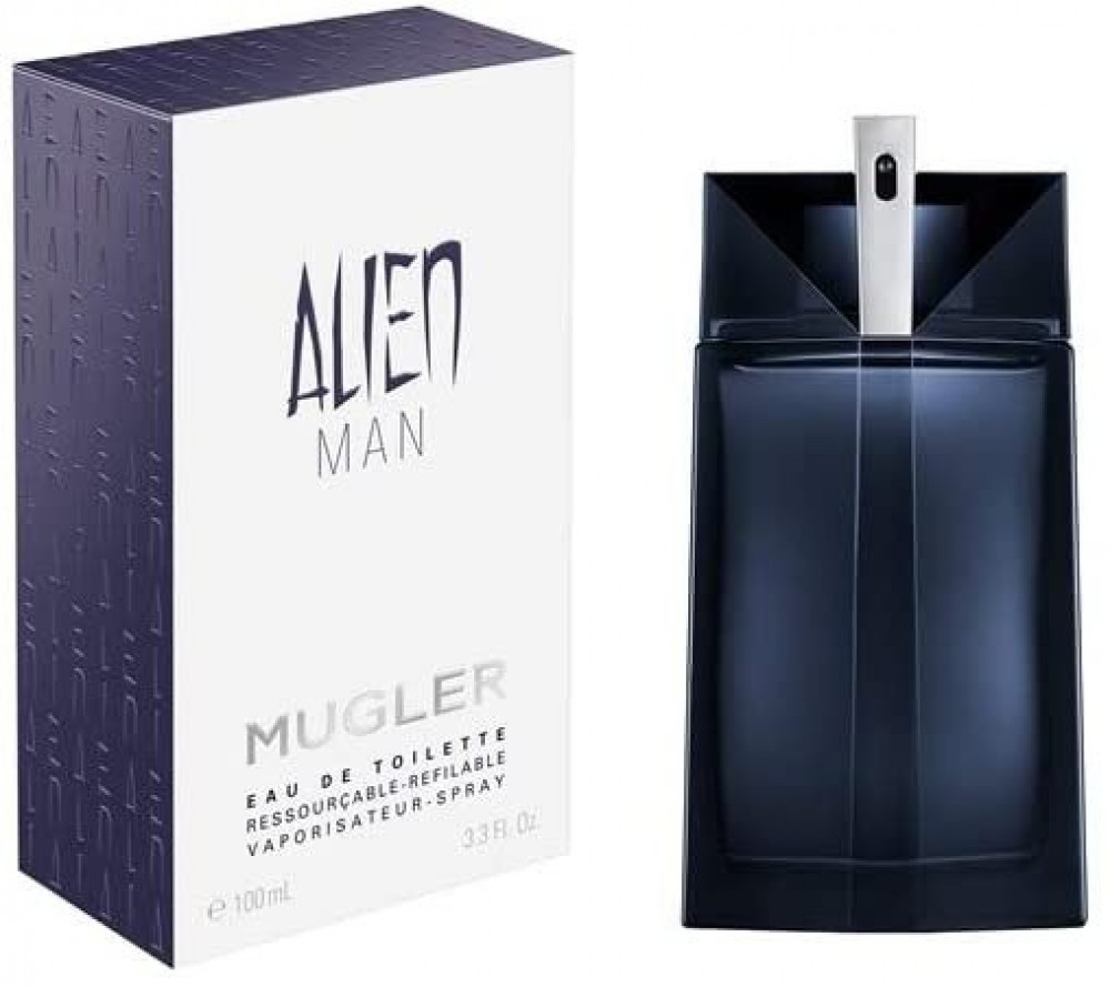 Mugler A Men Eau de Toilette Sample 1-2ml متجر الخبير شوب