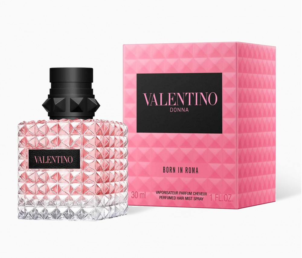 Valentino Donna Born In Roma Hair Mist 30ml متجر الخبير شوب