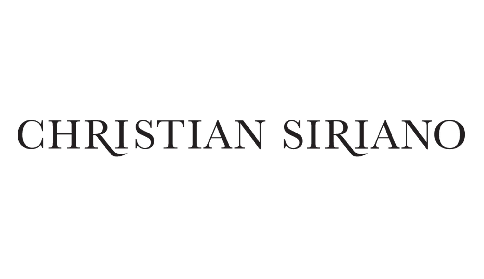كريستيان سيريانو Christian Siriano