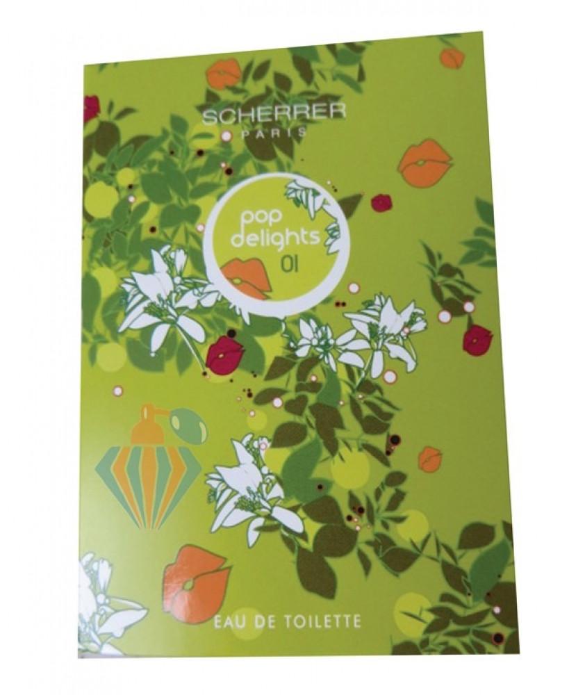 Jean Louis Scherrer Pop Delights 01 Sample 1-5ml متجر الخبير شوب