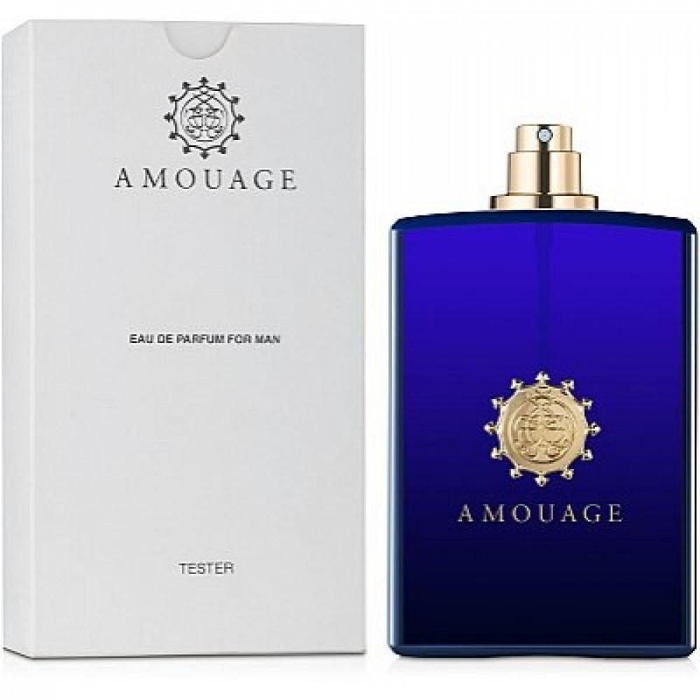 Tester Amouage Interlude for Men Eau de Parfum 100ml متجر خبير العطور