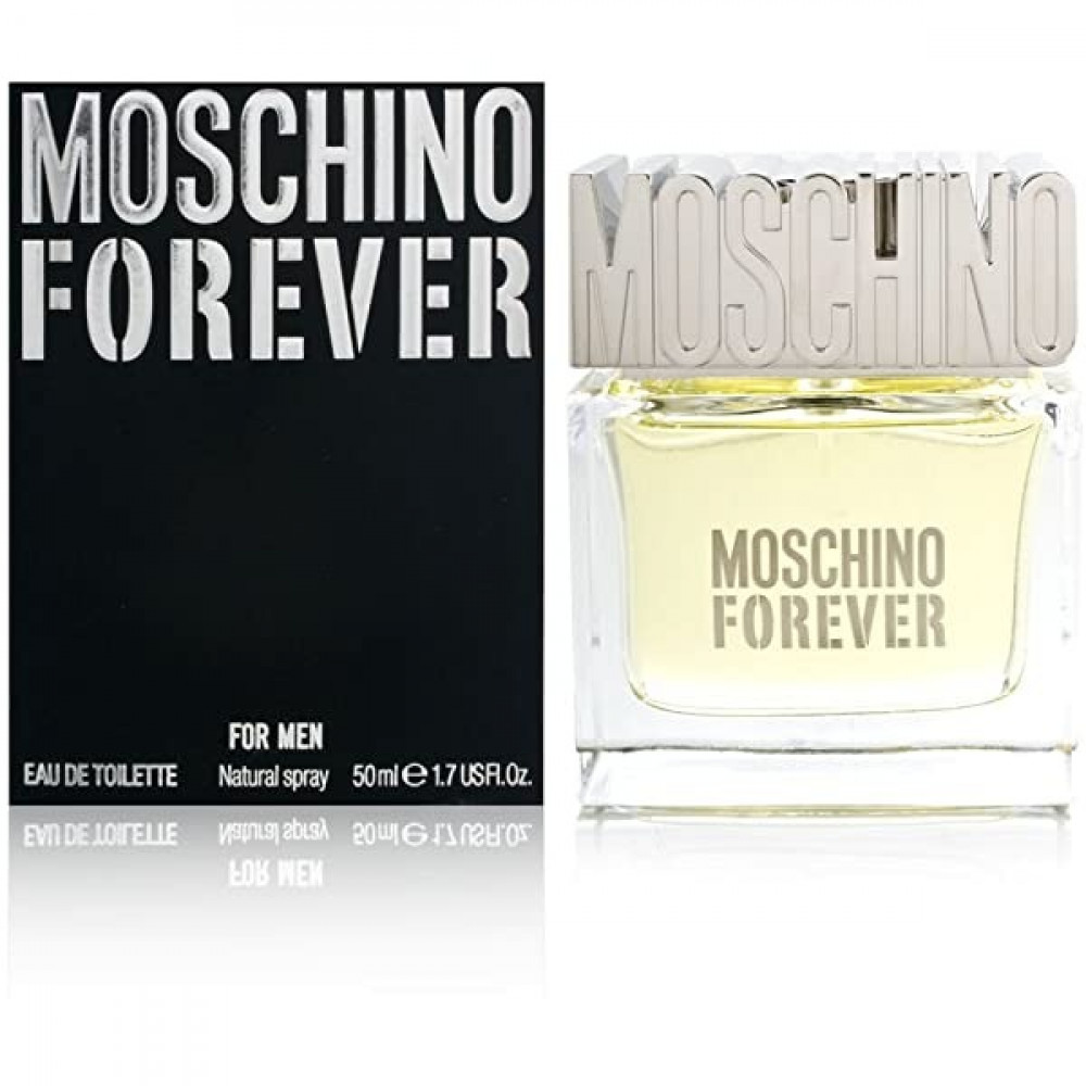 Moschino Forever Eau de Toilette 50ml متجر الخبير شوب