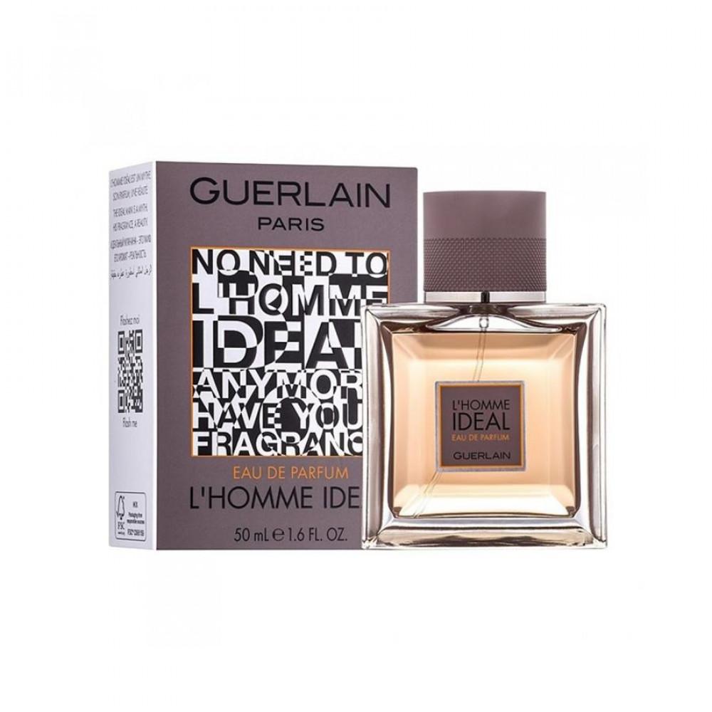 Guerlain L Homme Ideal Eau de Parfum 50ml متجر الخبير شوب