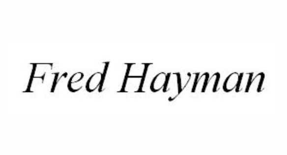 فريد هايمان Fred Hayman