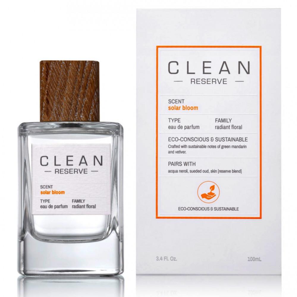 Clean Reserve Solar Bloom Eau de Parfum 100ml متجر الخبير شوب
