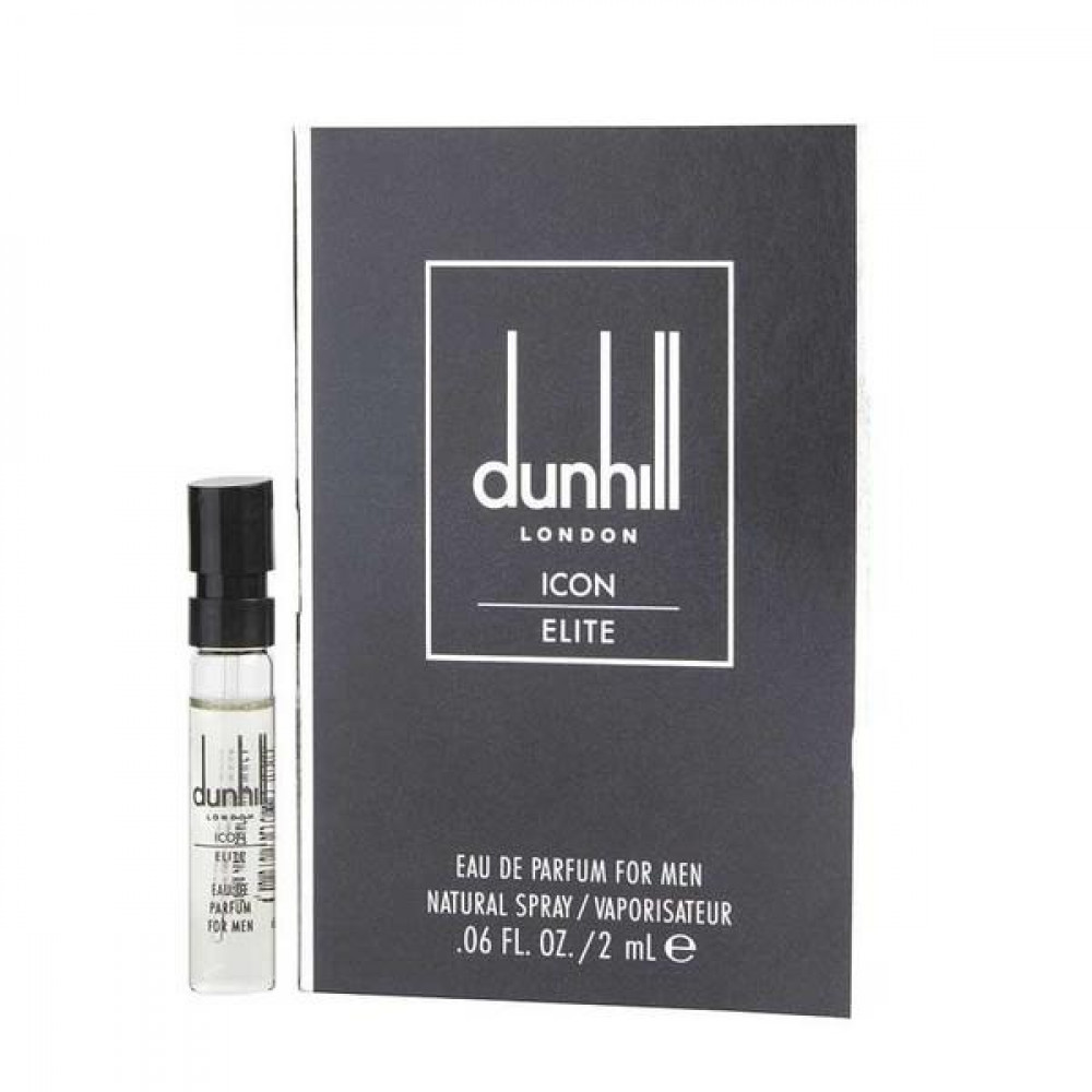 Dunhill Icon Elite Eau de Parfum Sample 2ml متجر الخبير شوب