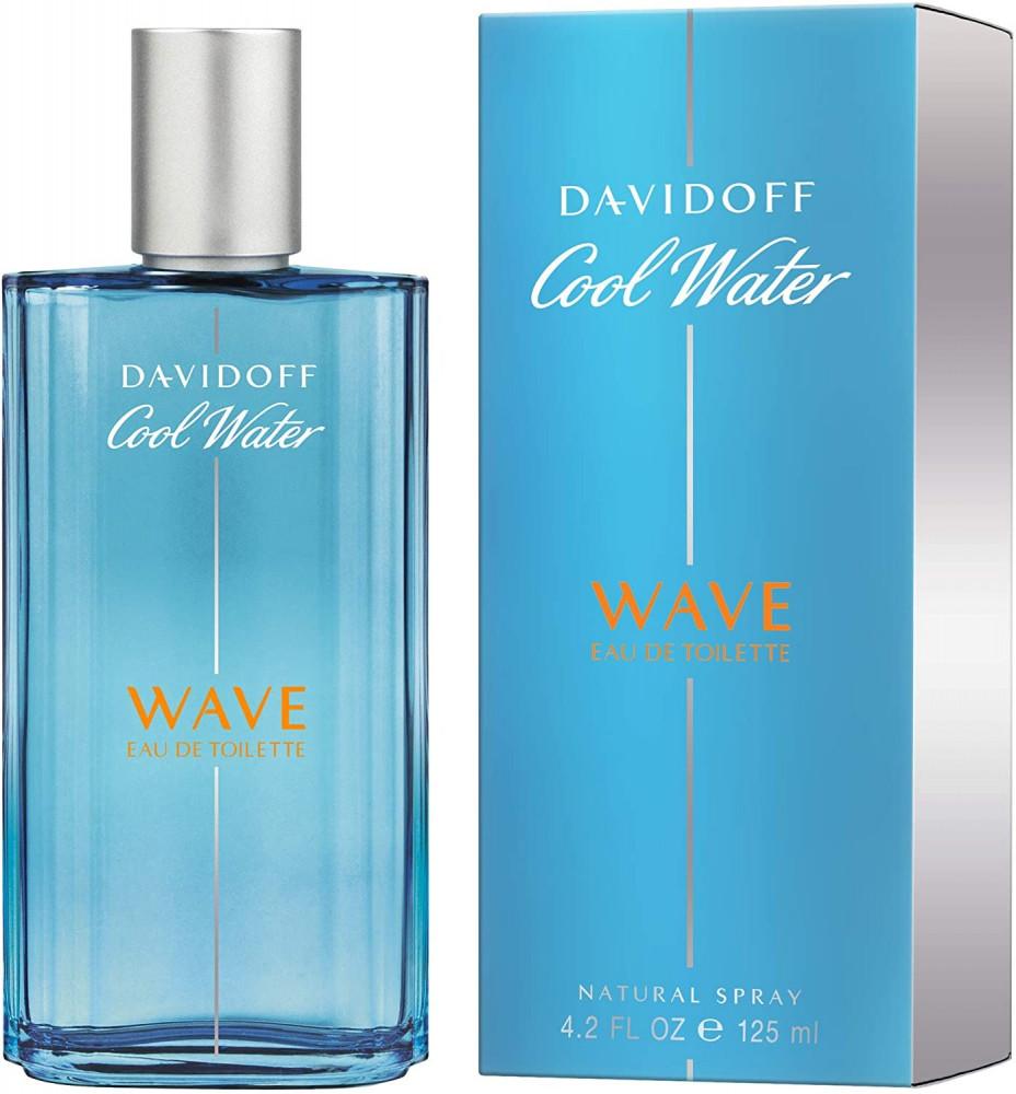 Cool Water Wave for men Eau de Toilette 125 ml متجر الخبير شوب