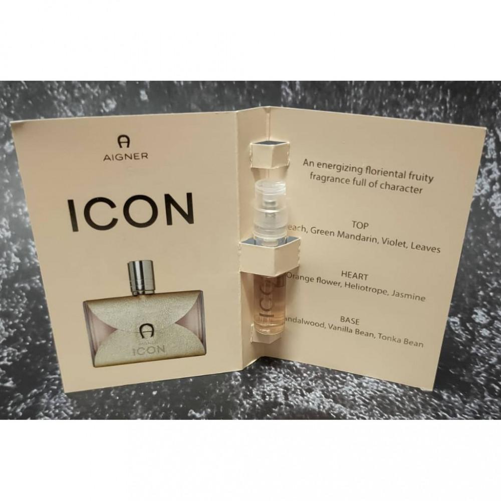 Aigner Icon for Women Parfum Sample 1-5ml متجر الخبير شوب