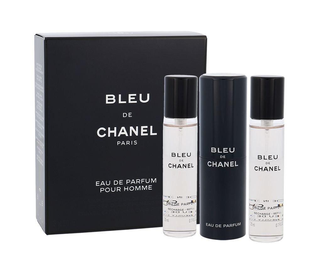 Collection Chanel Bleu de Chanel Eau de Parfum 3x20ml متجر الخبير شوب