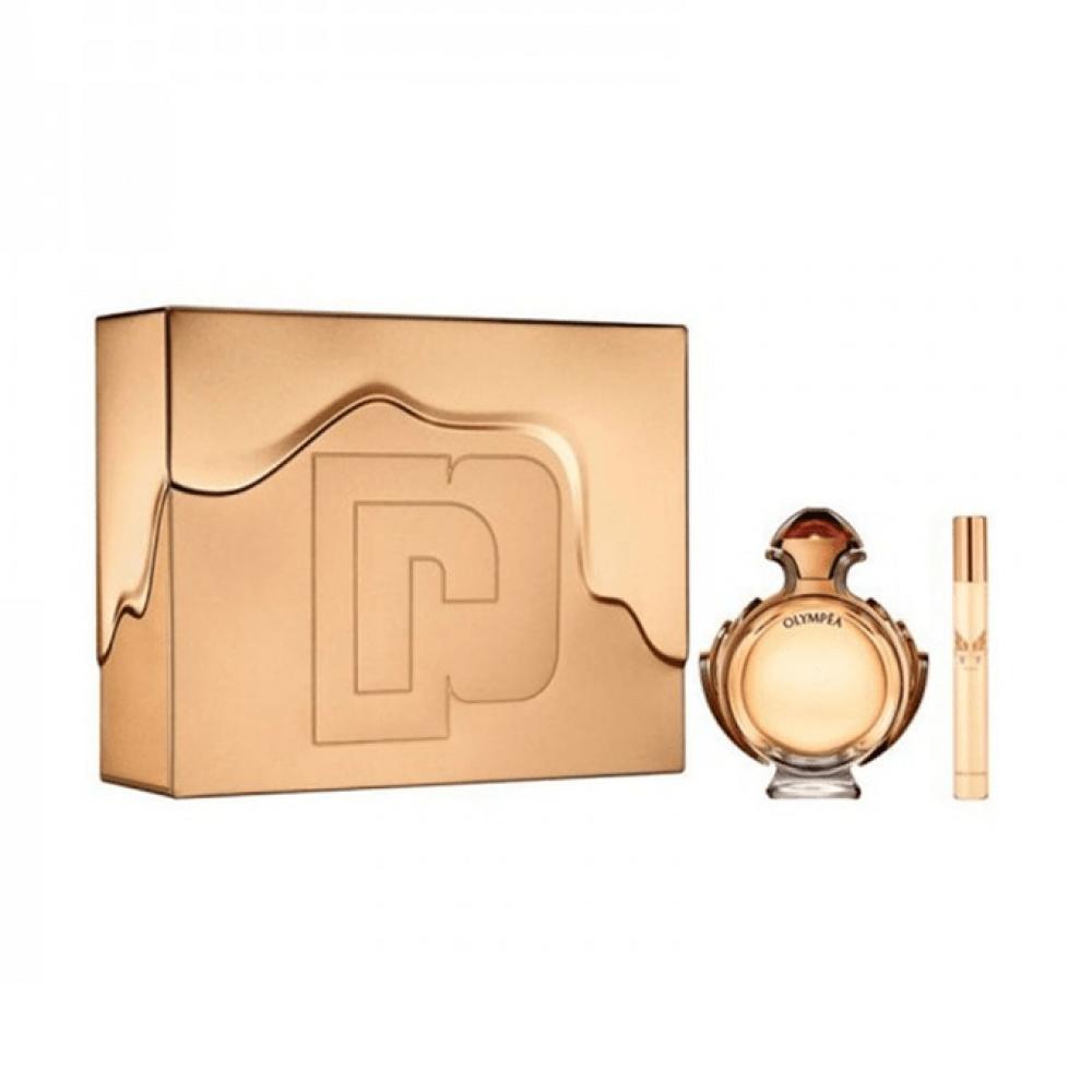Paco Rabanne Olympea Eau de Parfum Intense 80ml 2 Gift Set متجر الخبير