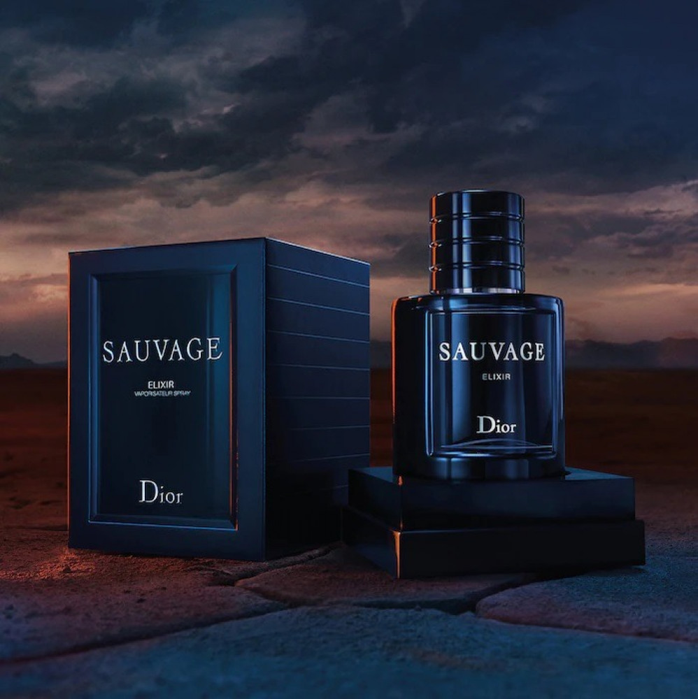 Dior Sauvage Elixir Eau de Parfum 60ml متجر الخبير شوب