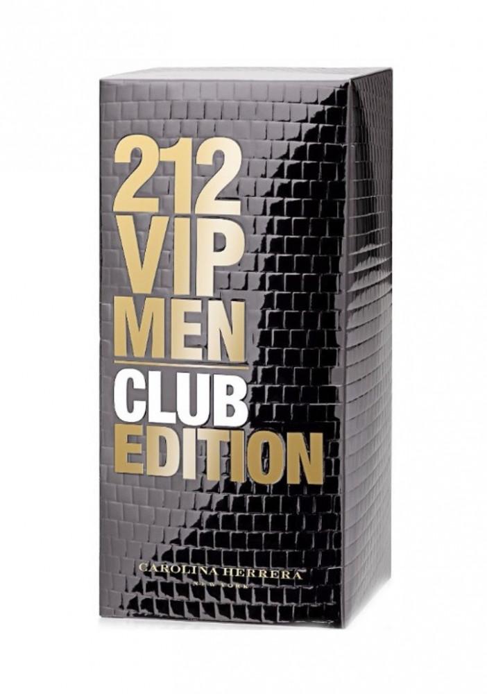 Carolina Herrera 212 VIP Men Club Edition Toilette Sample متجر الخبير