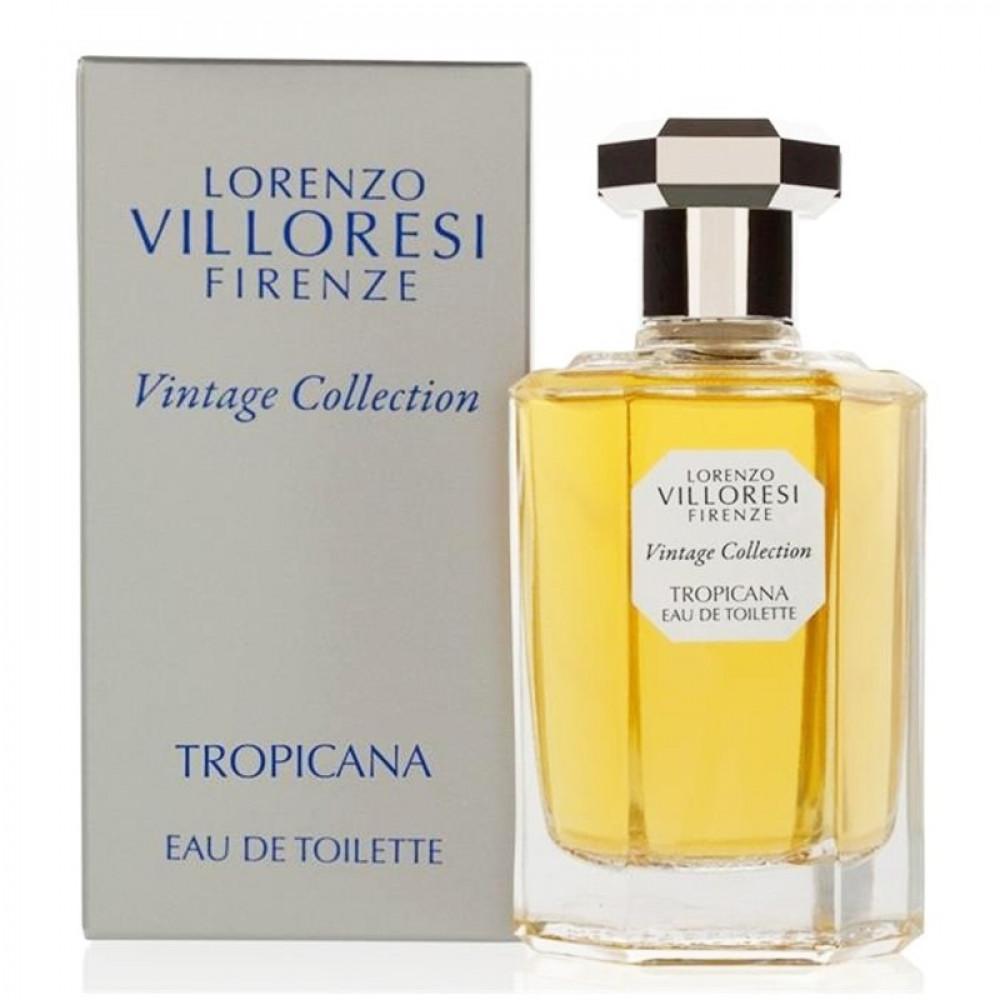 Lorenzo Villoresi Firenze Tropicana Vintage Collection Eau de Toilette