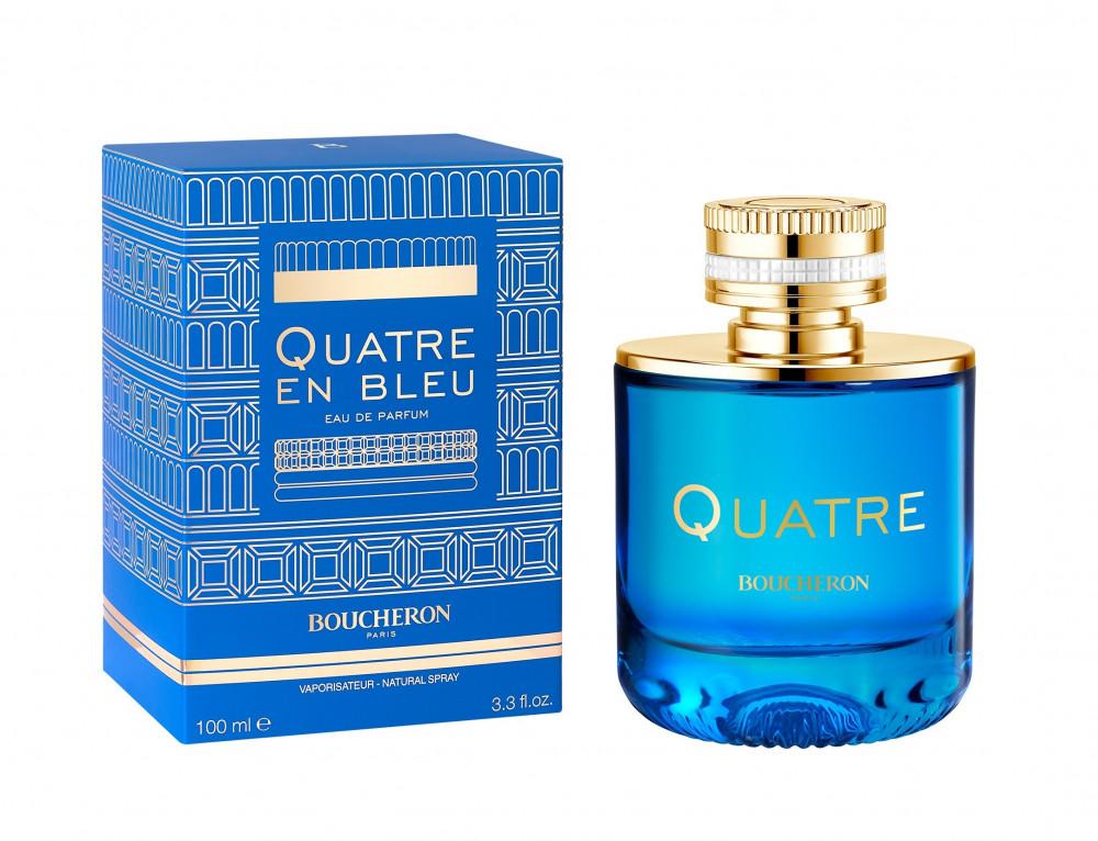 Boucheron Quatre En Bleu Eau de Parfum 100ml متجر الخبير شوب